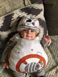 Infant Halloween Costume Patterns Diy Cute Baby Bb8 Costume Starwars Halloween
