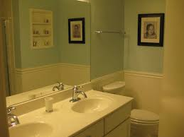 mirrormate frames an inch of gray blog bathroom makeover