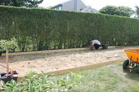 City Backyard Create A Diy Pea Gravel Patio The Easy Way City Farmhouse
