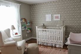 Pink Peonies Nursery Cribspiration A Classic Nursery Baby Aspen Blog