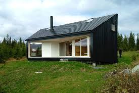 cabin nordmarka jva archdaily