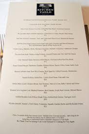 The Kitchen Table Bistro  Richmond VT Eat A Duck Purveyors - Kitchen table richmond vt