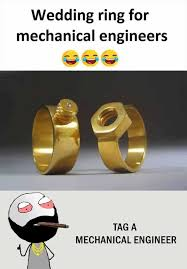 Wedding Ring Meme - dopl3r com memes wedding ring for mechanical engineers tag a