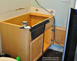 entrancing how to paint bathroom cabinets dark brown fresh in
