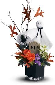 121 best halloween floral u0026 decorations images on pinterest