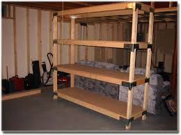 Wood Storage Shelf Design Plans by Basement Storage Shelves Design Storage Decorations