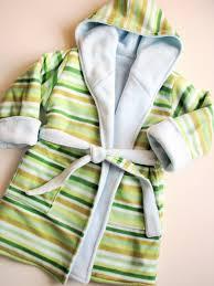 kwiksew fleece bathrobe made by rae
