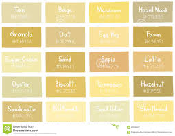 yellow color names it u0027s