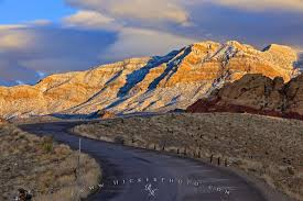 Landscape Rock Las Vegas by Scenic Road Drive Red Rock Canyon Landscape Photo Information