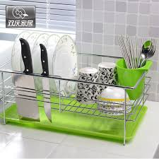 tray plates stainless steel plate dish cutlery cup drainer rack drip tray