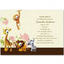 baby shower monkey cheap monkey themed baby shower invitations invitesbaby