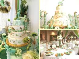 jungle baby shower ideas mint green jungle baby shower baby shower ideas themes