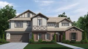 tudor style house pictures laurelton at blackstone new homes in el dorado hills ca 95762