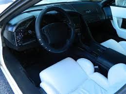 1992 corvette interior 1992 chevrolet corvette convertible 184394