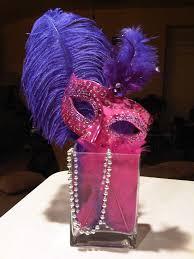 Centerpieces Sweet 16 masquerade centerpieces for sweet 16 mask centerpiece