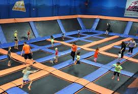 sky zone indoor troline parks franchise costs 2017 fdd