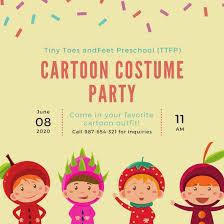 kids party invitation templates canva