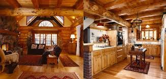 luxurious log cabin u2013 amazing home interior design our daily ideas