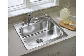 sterling plumbing southhaven basin kitchen sink 20