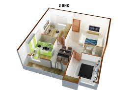 stunning 2 bhk small house design including home gallery picture