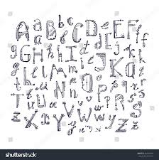 ethnic bright vector alphabet coloring book stock vector 453661954