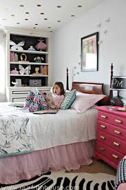 Pink And Black Polka Dot Bedding Polka Dotted Ceiling Our Fifth House
