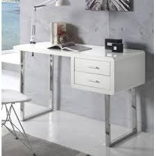 bureau laqué blanc brillant bureau laque blanc brillant comparer 78 offres