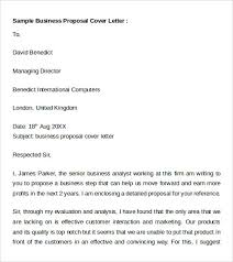 business proposal cover letter business proposal template 15 30