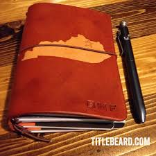 North Carolina travelers notebook images Everyday considerations pocket notebook covers title beard jpg