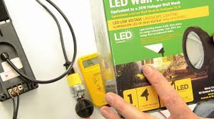 how to install landscape lighting transformer low voltage