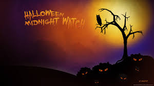 download 1600x900 halloween midnight watch wallpaper