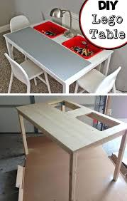 home interior figurines ikea picnic table table made from dining table and buckets home