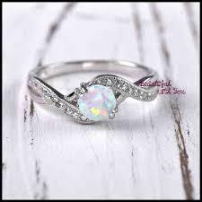 cheap rings images Cheap opal engagement rings 2018 elegant weddings jpg