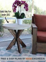 Circle Patio Furniture by Best 25 Round Table Top Ideas Only On Pinterest Painted Round