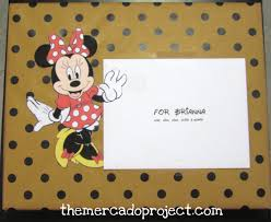 polka dot wrapping paper target diy felt gift bow themercadoproject