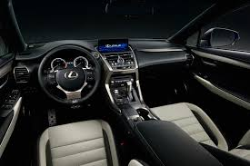 lexus nx200 interior 2018 vs 2017 lexus nx a game of spot the differences