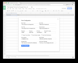 Form To Google Spreadsheet How To Use Google Analytics With File Upload Forms