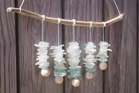 How to Make Home Decor From Sea Glass how tos