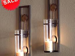 Led Wall Sconce Indoor Sconce Indoor Candle Wall Sconces Flameless Indoor Candle Led