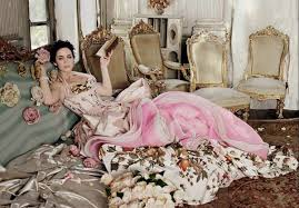 victorian era editorials emily blunt is regal in u0027there will be