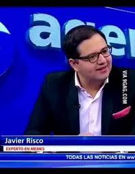 Meme Expert - this fat guy from mexican tv meme expert 9gag
