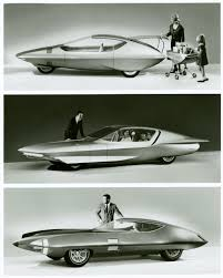1964 65 futurama gm concepts runabout firebird iv and stilletto