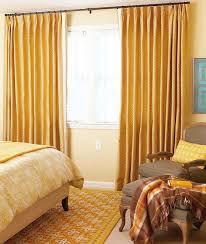 Yellow Curtains For Bedroom Bright Bedroom With Orange Yellow Brown Combination Bedroom