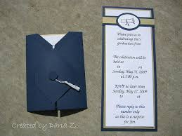how to make graduation invitations graduation cap invitations dhavalthakur