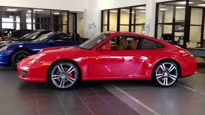 porsche 911 certified pre owned certified pre owned 2011 porsche 4s coupe guards