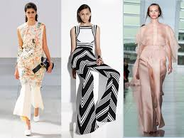 flared trousers how to wear the trend for spring 2015