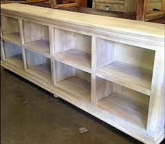 low bookcase with eight openings nadeau indianapolis