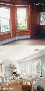 Covering Wood Paneling 9 Genius Ways To Make Wood Paneling Work Wood Paneling Ceilings