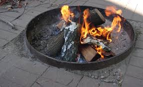 Firepit Wood Outdoor Wood Pit By Fantasystock On Deviantart
