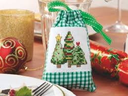 fabulous embroidery on handmade christmas decorations and gift